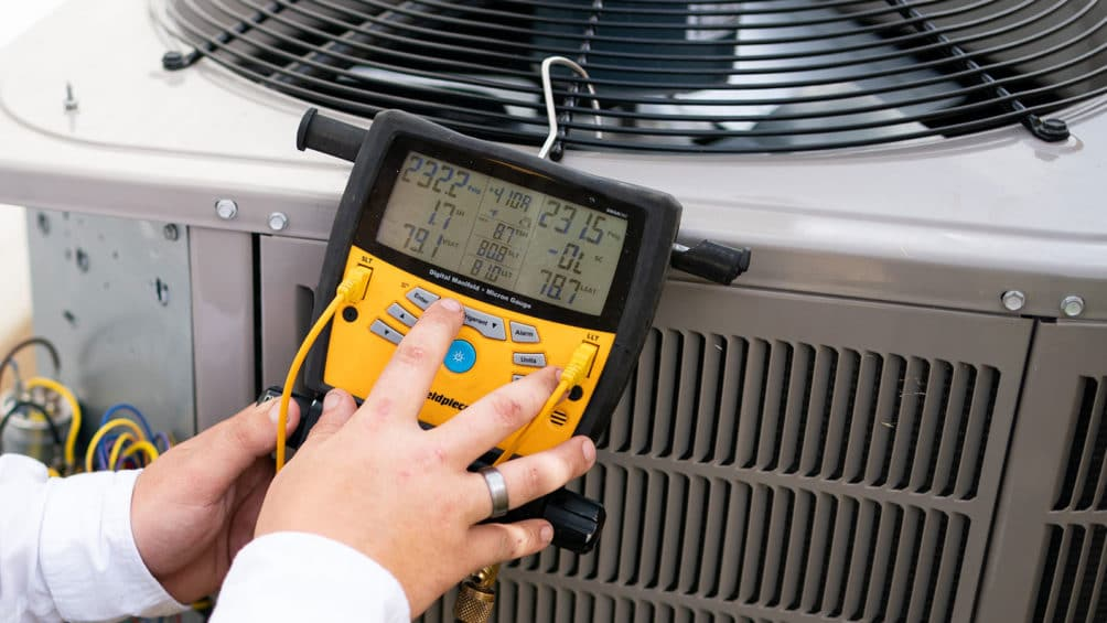 Our air conditioning tune-up can help your AC unit run a lot more efficiently and effectively in the summer ahead.