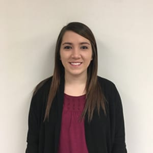 Kelsey Williams, Office Manager of Reimer Home Services.