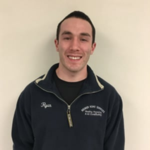 Ryan Williams, Shop Manager for Reimer Home Services.