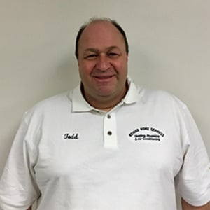 Todd Russo, Partner in Plumbing and Master Plumber of Reimer Home Services.