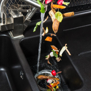 Avoid Putting Down Your Garbage Disposal