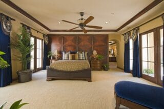 A Ceiling Fan can Help Your Air Conditioner